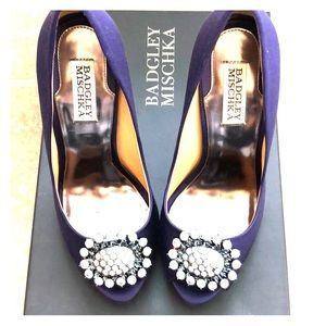 New Badgley Mischka Lissa heels - size 7